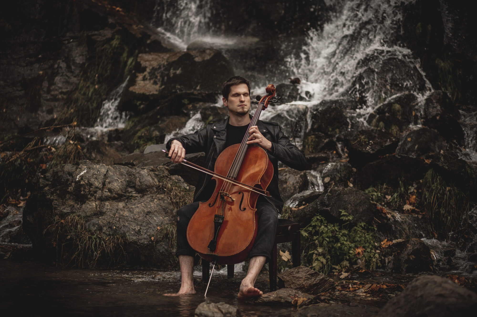 #The Cellist